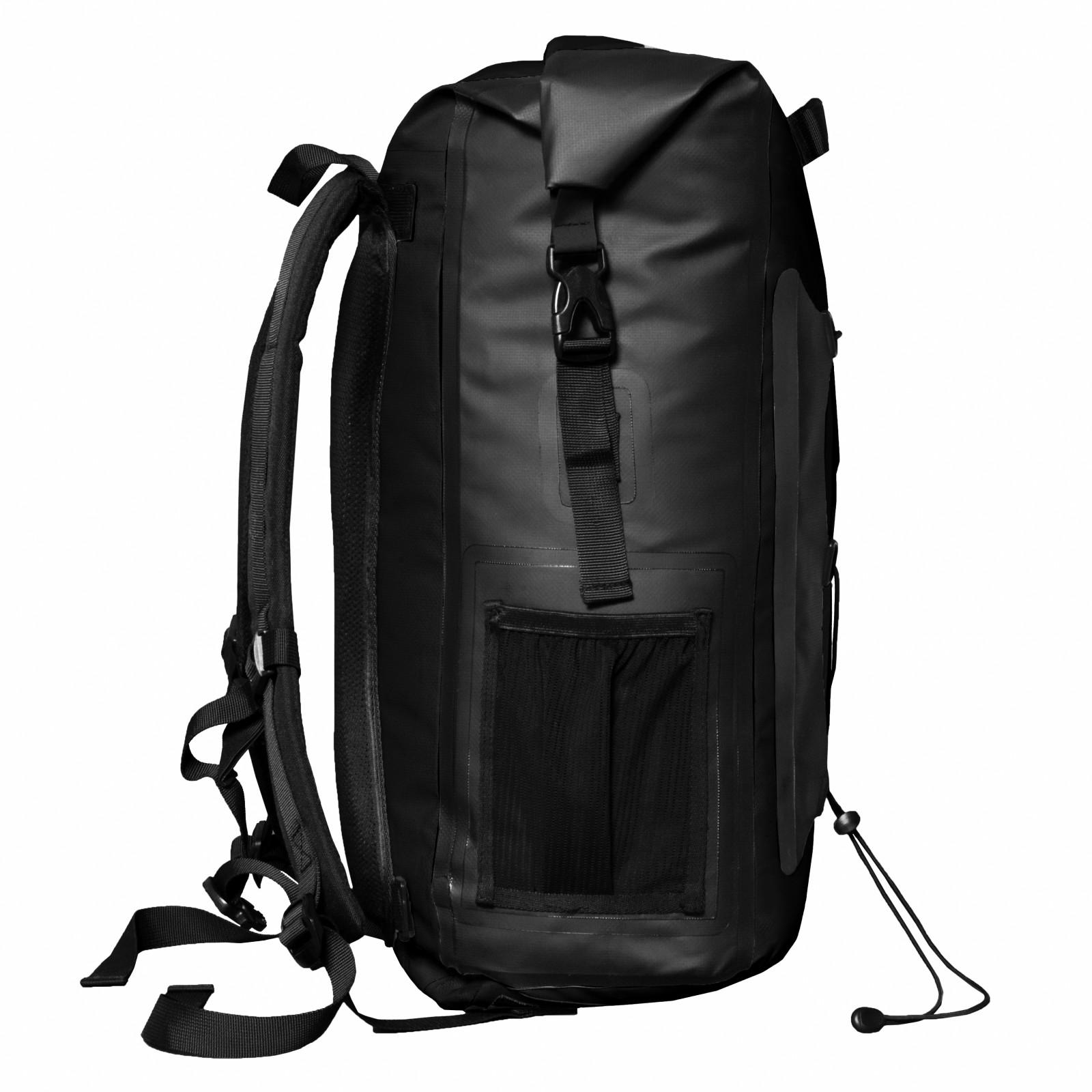 678e443453e41 Plecak Explorer 40l Black - FishDryPack