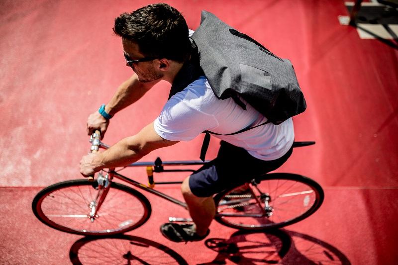 plecak na rower